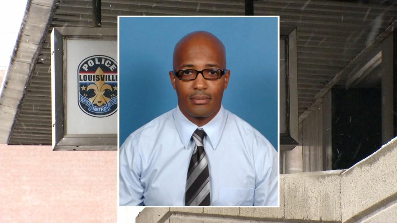 LMPD Sgt. Derrick Leachman