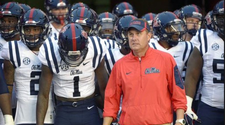 Were you a fan of former Ole Miss football coach Hugh Freeze? (AP Photo)