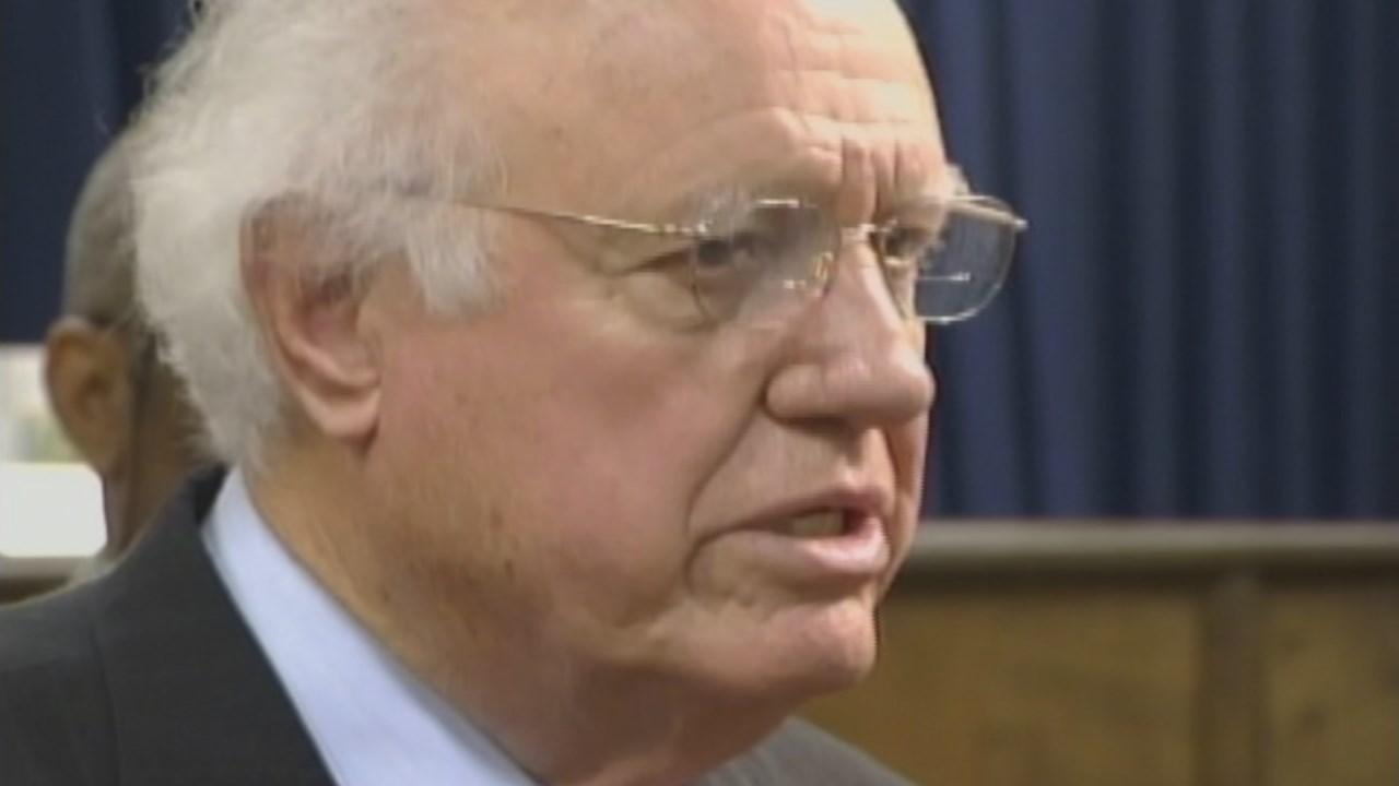 Senator Dan Seum sounds off on report that former Ky. governor Julian Carroll propositioned man