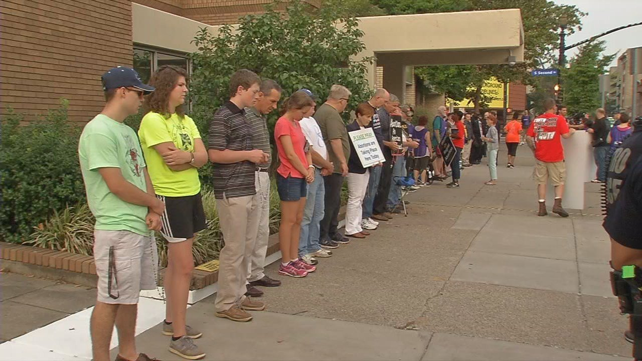 Agreement Reached On Louisville Abortion Clinic Protests