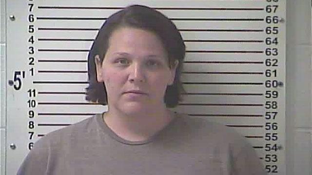 Meghan Freeman (Source: Hardin County Detention Center)