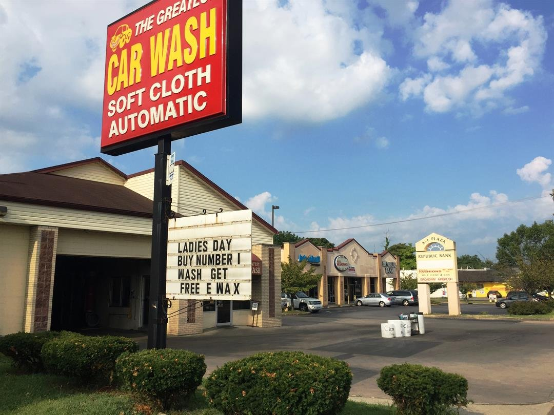 Passport Health Plan purchased the car wash and is under contract for the retail building at the corner of West Broadway and Dr. W. J. Hodge Street.