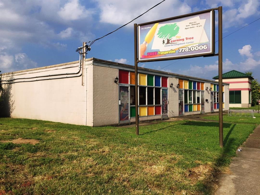 Passport Health Plan paid $400,000 for the former day care building at 1912 W. Broadway.