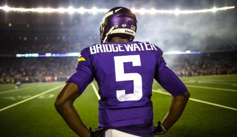 Former U of L quarterback Teddy Bridgewater will answer questions from the media for the first time in 11 months Thursday.