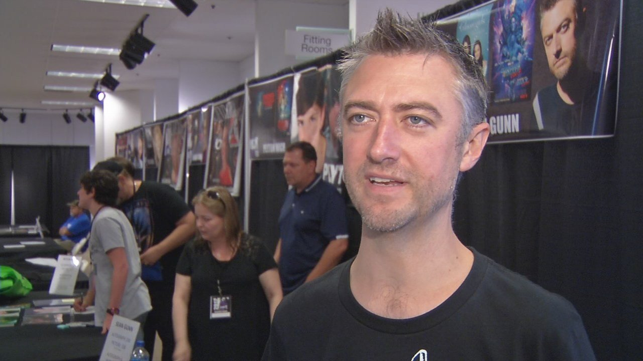 Actor Sean Gunn