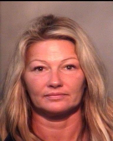 Crystal Maupin (Image Source: Nelson County Jail)