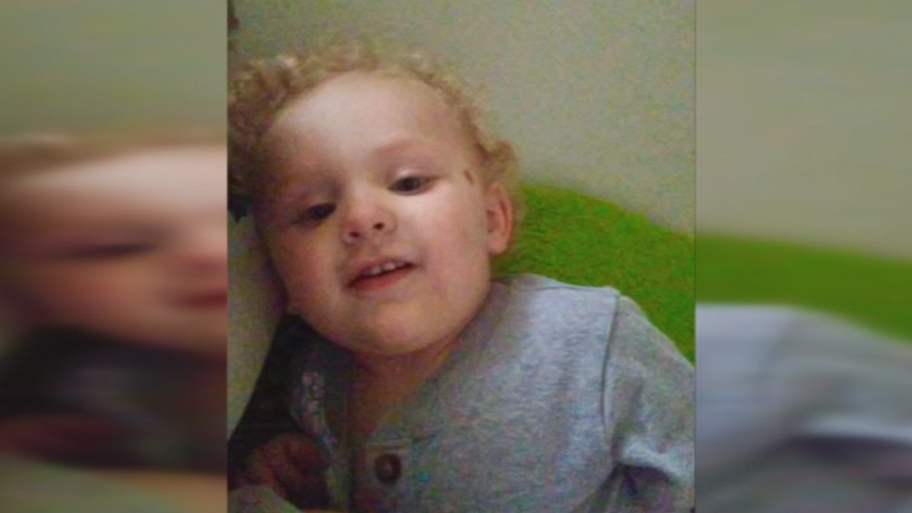 A photo of the 2-year-old victim, provided by the boy's family.