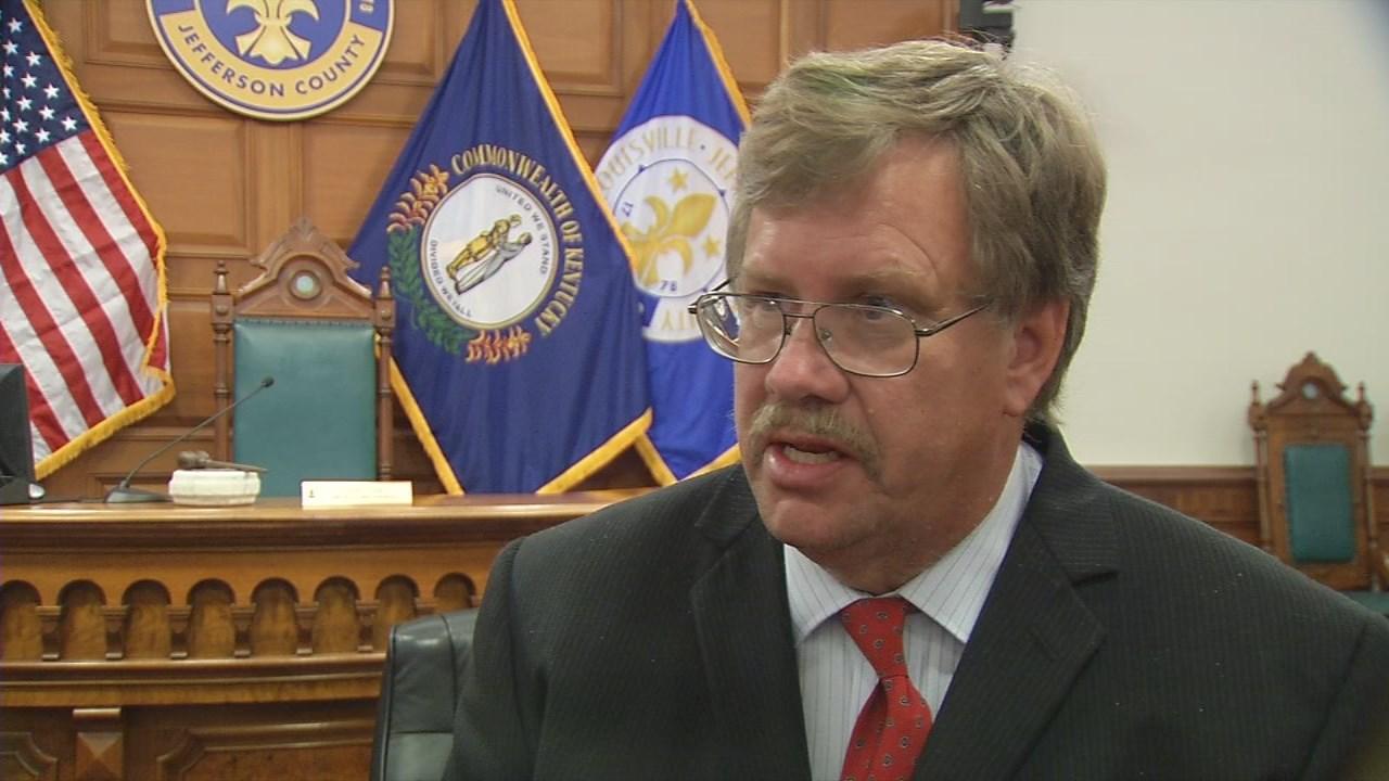 Metro Councilman Dan Johnson