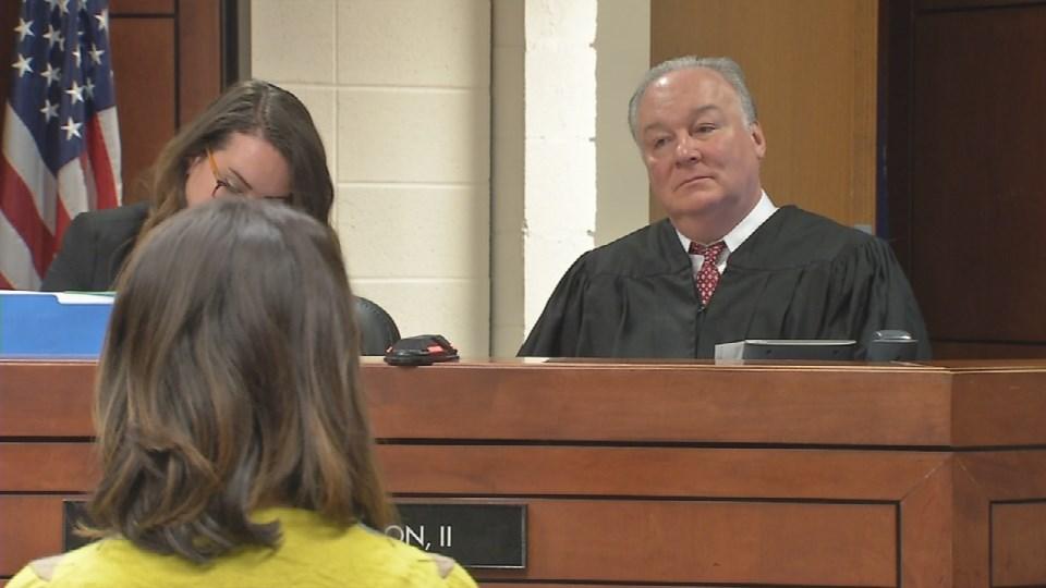 Jefferson District Court Judge David Holton