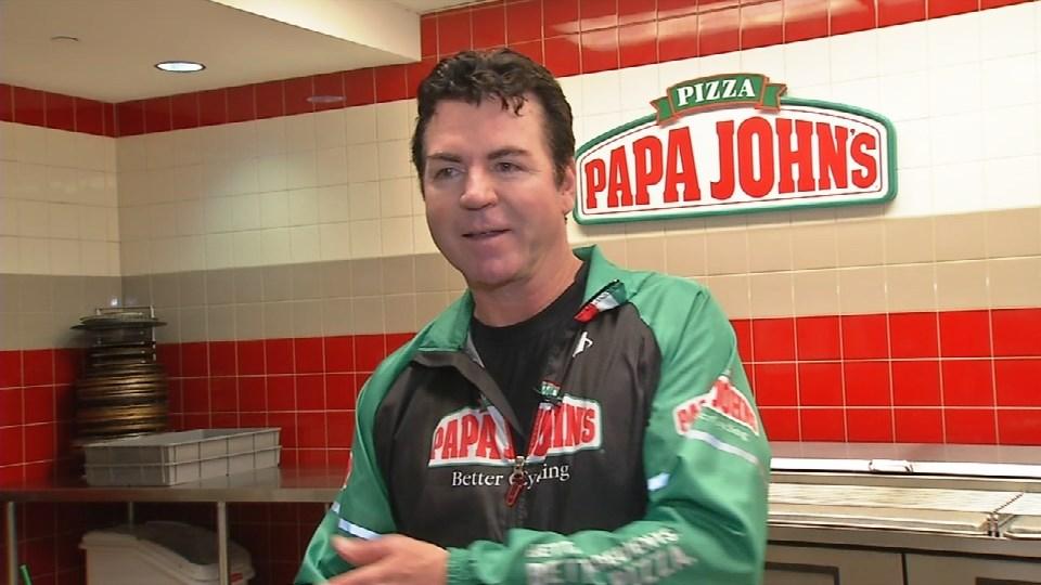 Papa John's International founder John Schnatter, June 12, 2017