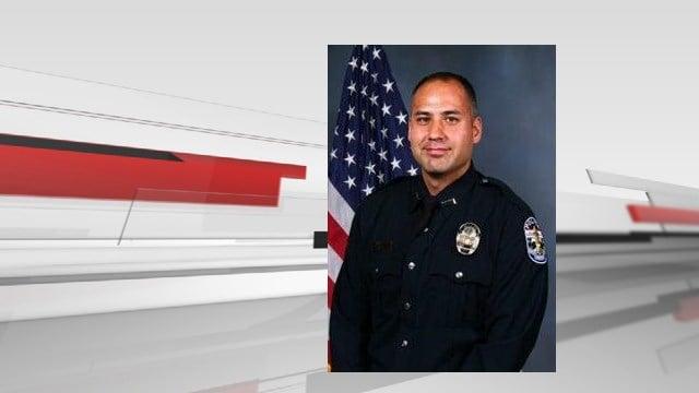 LMPD Officer Randall Richardson