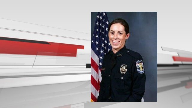 LMPD Officer Paige Young