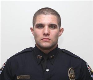 LMPD Officer Beau Gadegaard