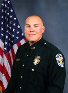 LMPD Officer Taylor Banks