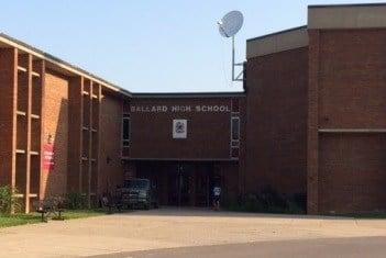 Ballard High School (WDRB file photo)