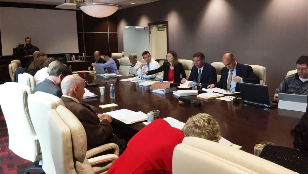 University of Louisville Foundation board of directors, March 28, 2017