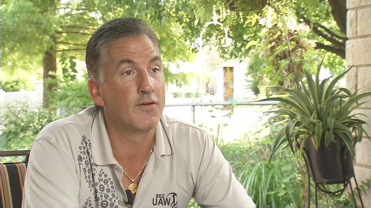 Joe Williams, Kentucky Truck Plant worker