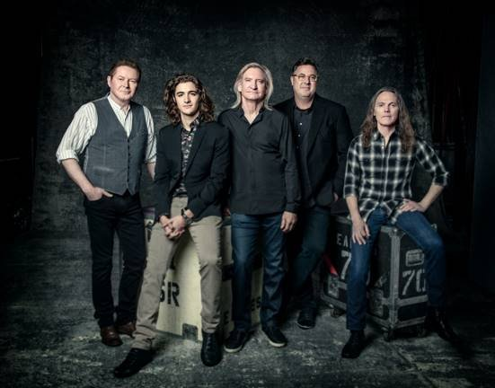 The Eagles announce October Little Caesars Arena show