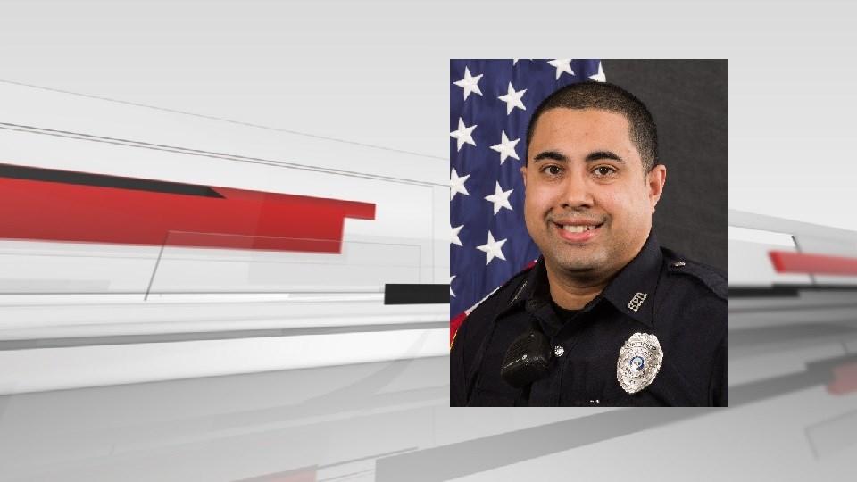 Shively Police Officer Morris Rinehardt