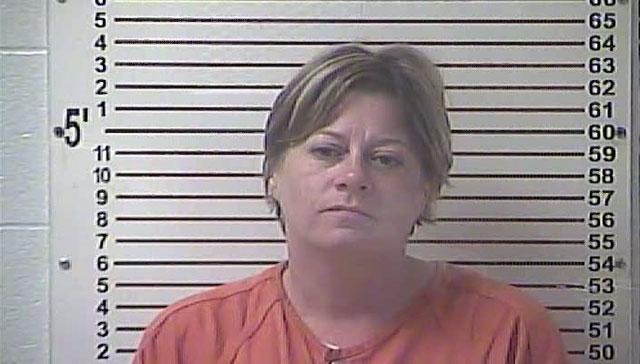 Stephenie Chism (Source: Hardin County Detention Center)