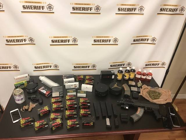 (Source: Franklin County Sheriff's Office)