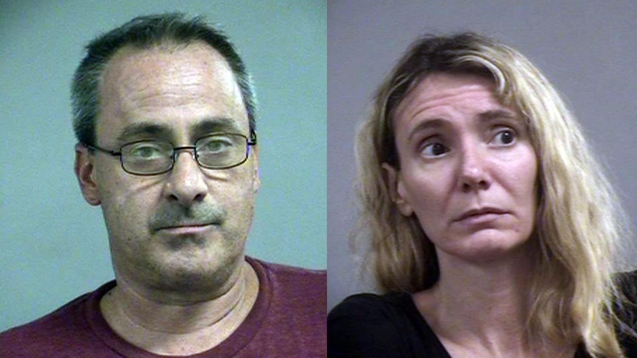 Philip Daulton and Hannah Tweedy (Source: Louisville Metro Corrections)