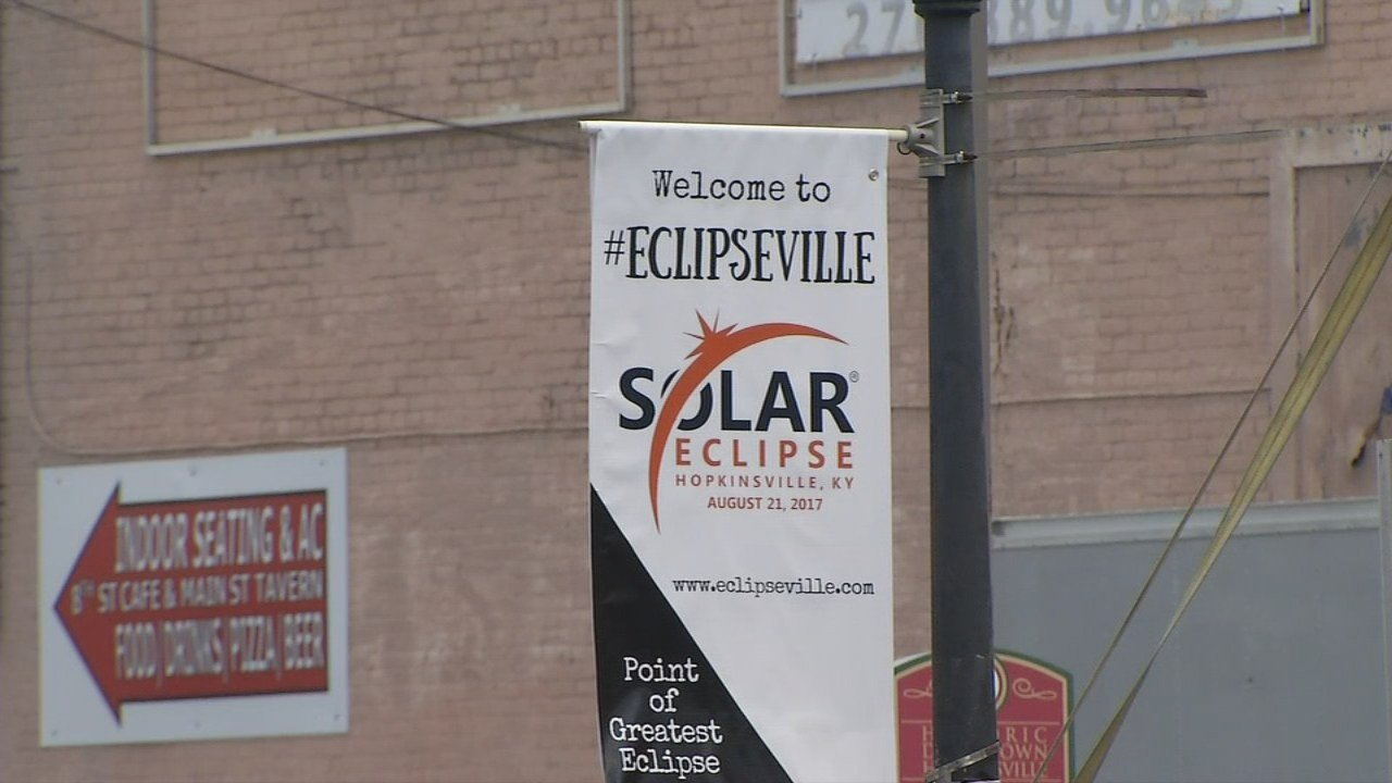 Eye Doctors Issue Warning About Viewing Eclipse