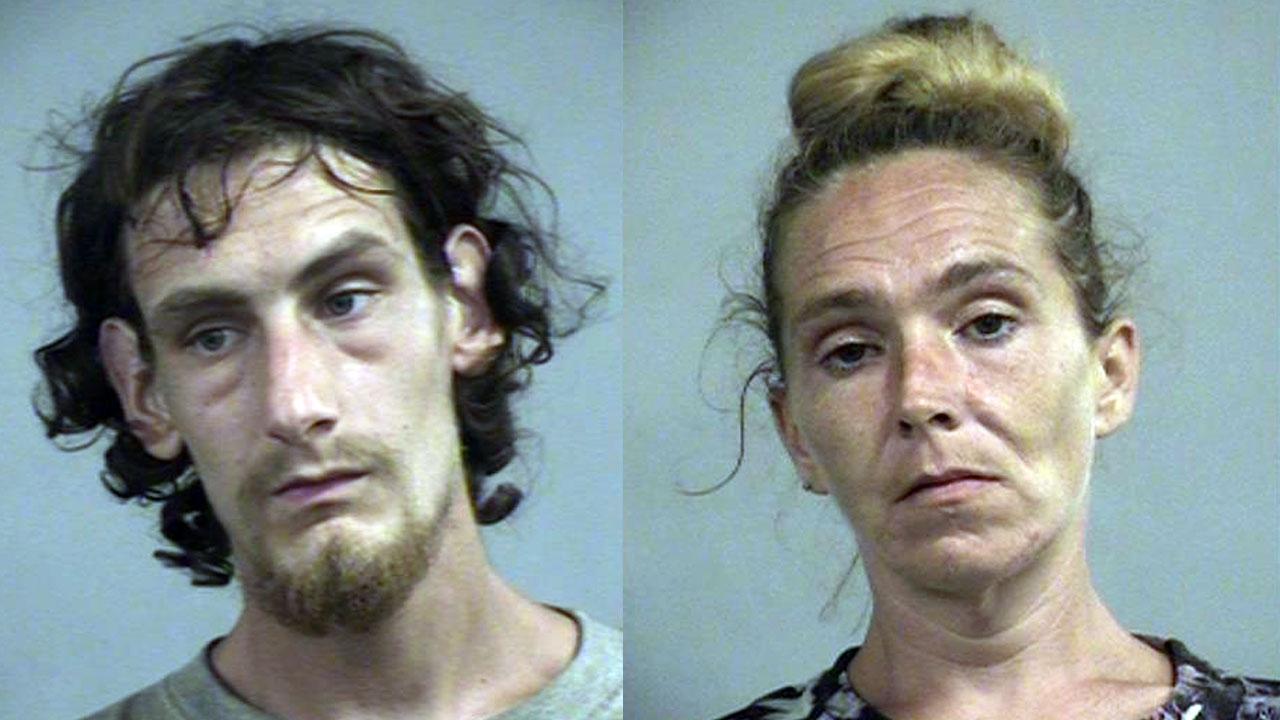 Matthew Eppler and Nina Wilcox (Source: Louisville Metro Corrections)