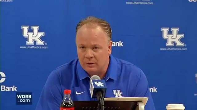 Drew Barker 'deserves an opportunity' Mark Stoops says