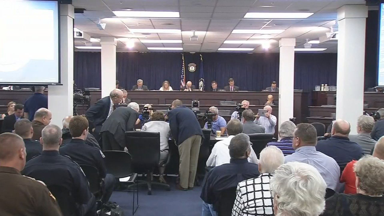 Kentucky Lawmakers Hold Private Meeting About Pension System