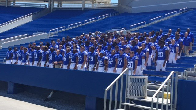 Kentucky opens play Saturday at Southern Miss.
