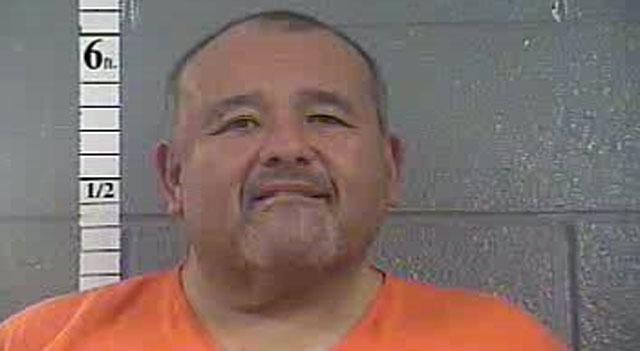 Jon Pont (Source: Bullitt County Detention Center)