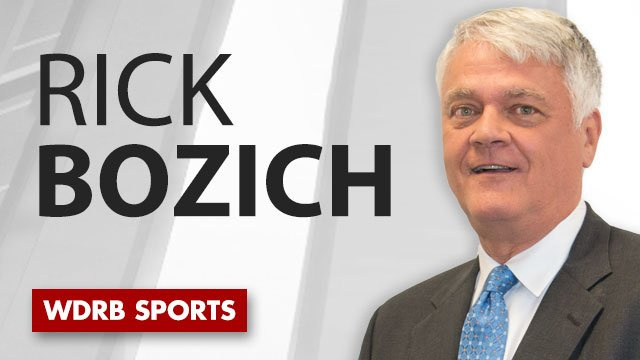 Rick Bozich moved the Monday Muse to Tuesday this week.