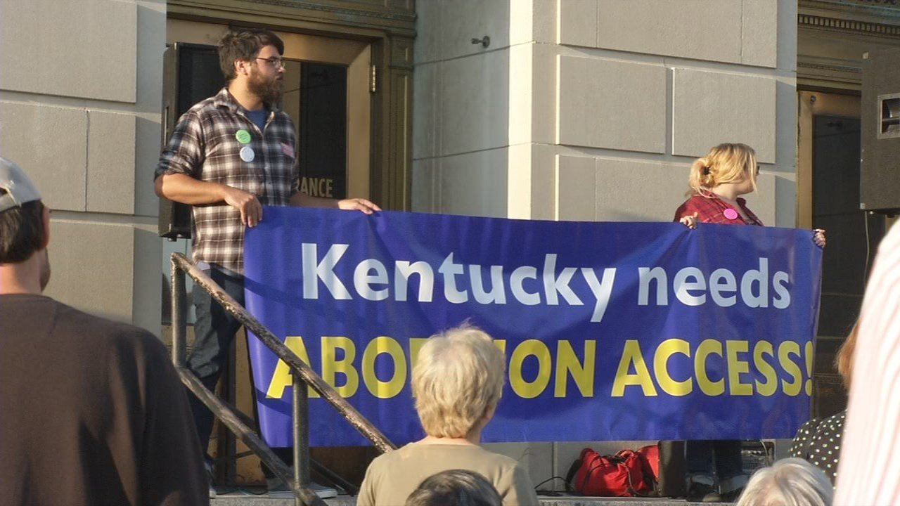 Kentucky Could Become The Only State Without A Clinic That Performs Abortions