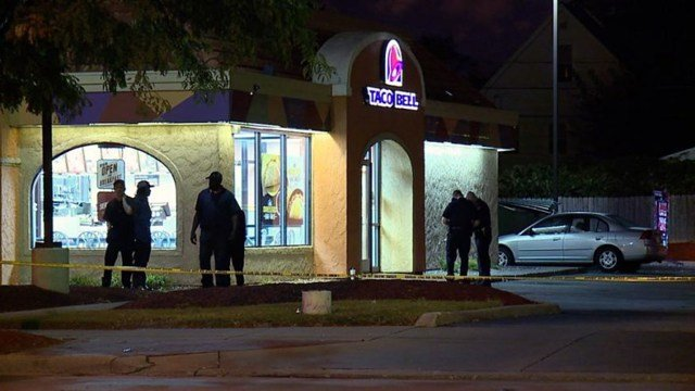 Taco Bell employees shoot, kill armed robber