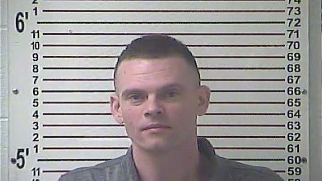 Jeffrey Parker (Source: Hardin County Detention Center)