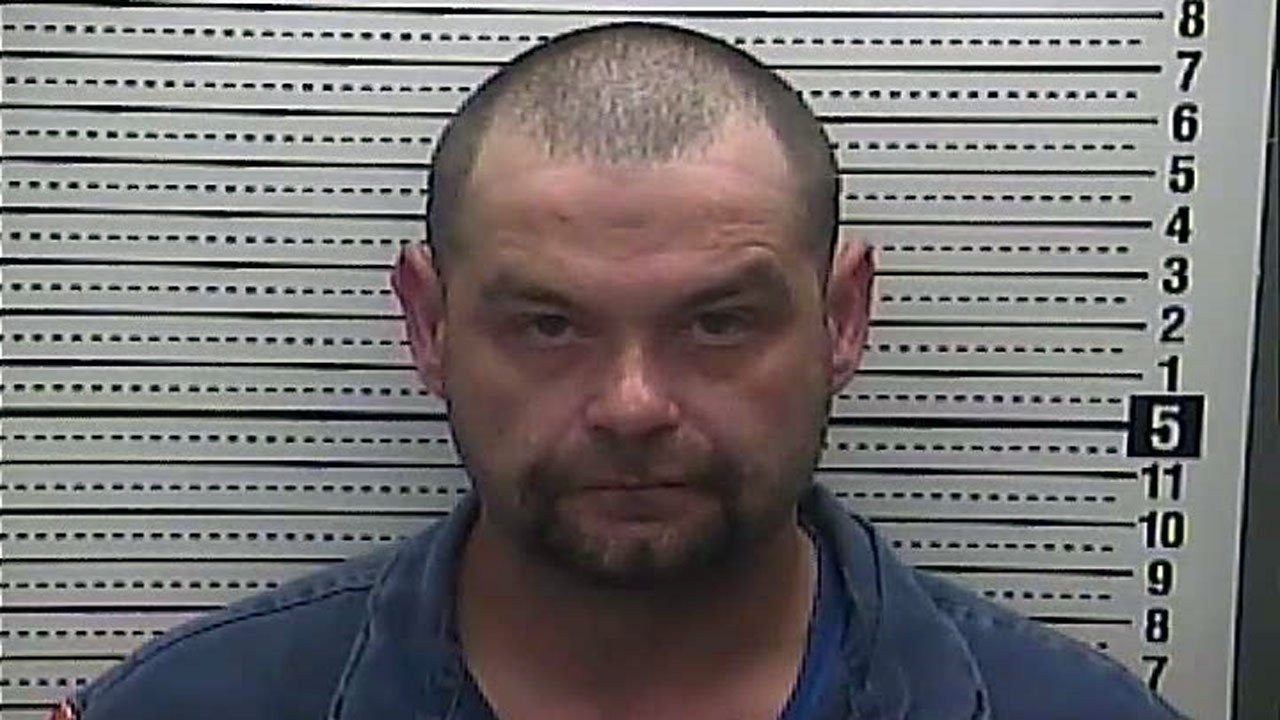 Jeremy Smith (Source: Harlan County Detention Center)