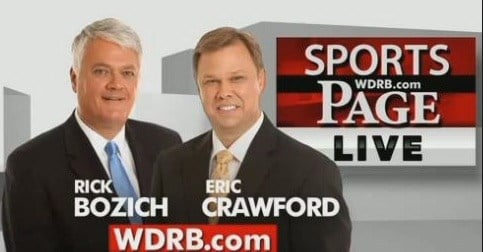 Rick Bozich and Eric Crawford will pick five games against the spread every week.