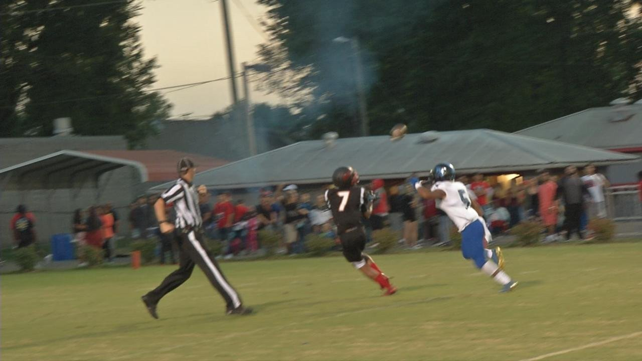 John's Best Play: PRP! The Flea flicker, BJ Robinson with a bomb to Michael Hopper.