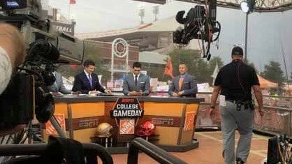 ESPN's 'College GameDay' coming to Louisville for Clemson game