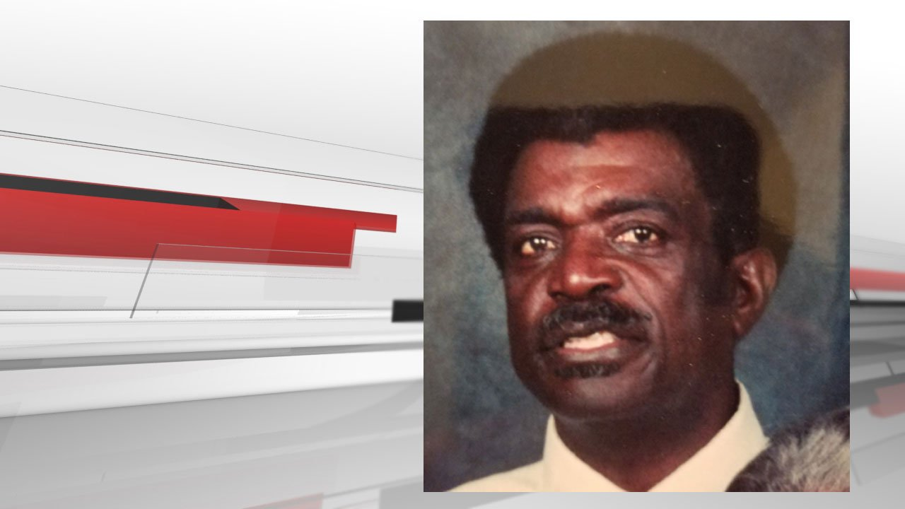 """Cecil Swain now has gray hair. This earlier photo provided in """"Golden Alert"""" issued by Louisville Metro Police."""