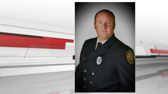 Sgt. Timothy Groft (photo source: Louisville Fire Department)