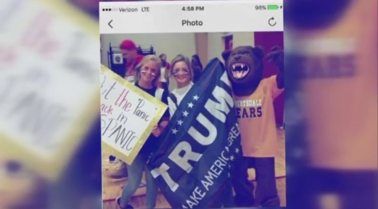 An Alabama High School Stirs Up Social Media Controversy