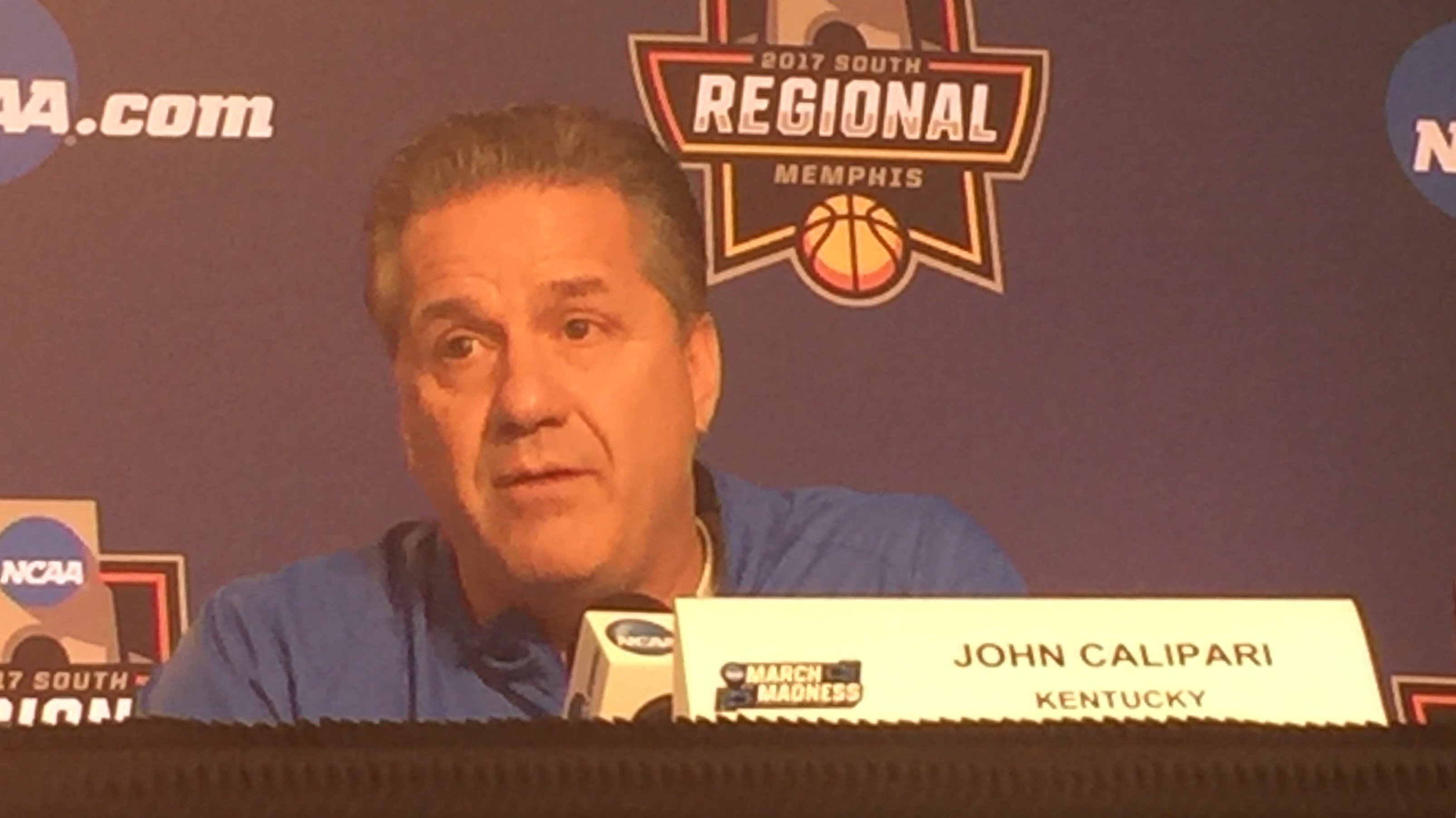 Will John Calipari's streak of producing at least one NBA Draft Top 10 pick end next spring?