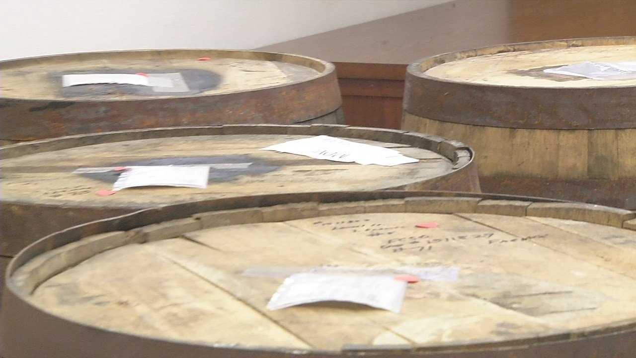 Guilty Plea In Bourbon Theft Case