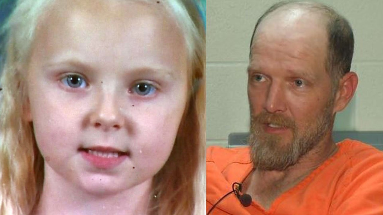 Gabbi Doolin and the man charged with murdering her, Timothy Madden