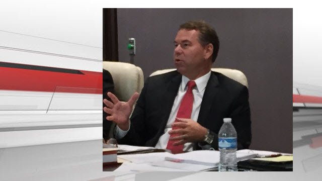 Sources tell WDRB that Vince Tyra, the former CEO of ISCO Industries in Louisville.