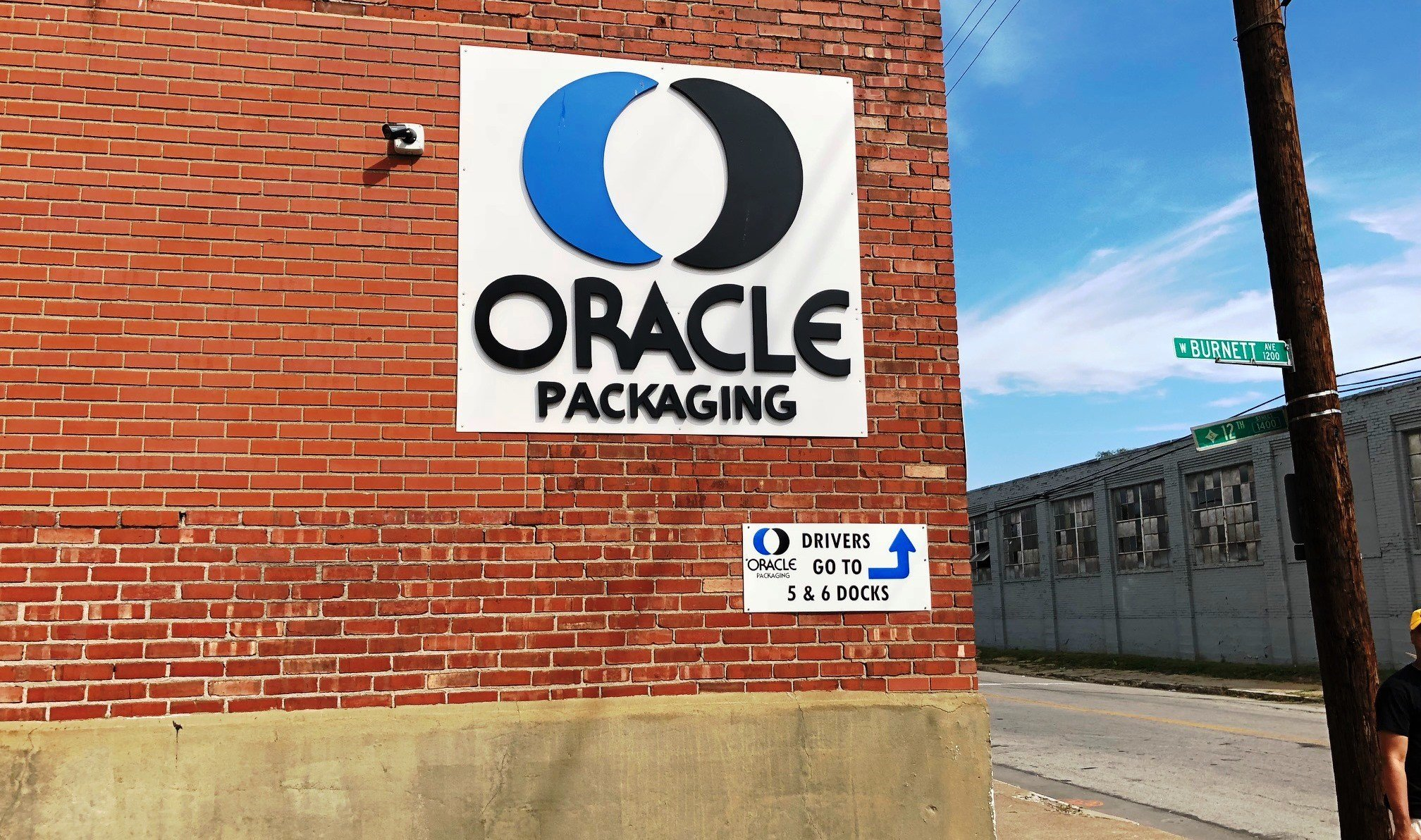 Oracle Packaging makes cigarette foil, among other products