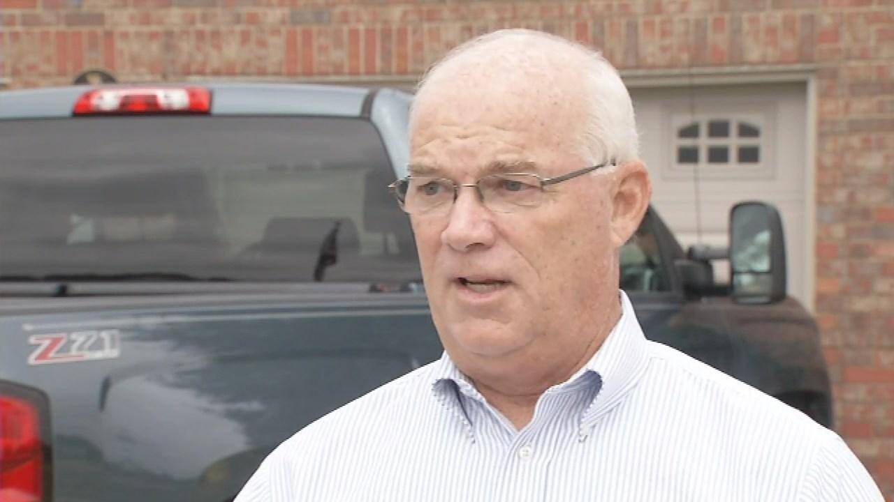 Kentucky Sen. Dennis Parrett