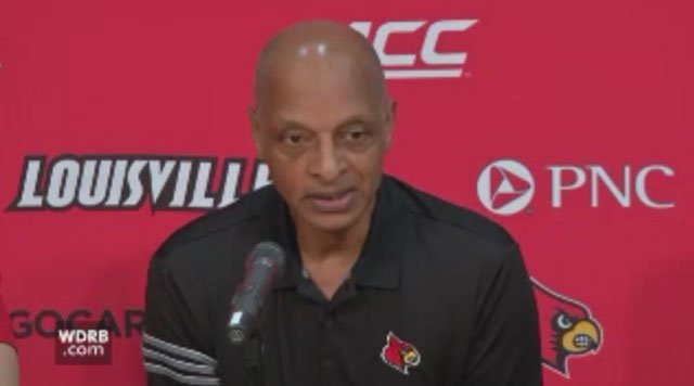 Padgett names Trent Johnson to UofL basketball coaching staff